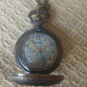 Jewelry - Pocket watch necklace